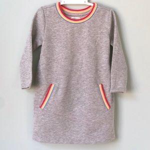 Gymboree Baby Girl Sparkly Sweatshirt Dress